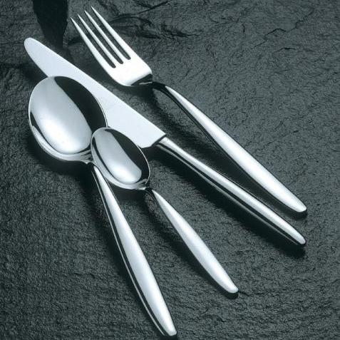 Acqua Stainless Steel Flatware Collection, Mepra