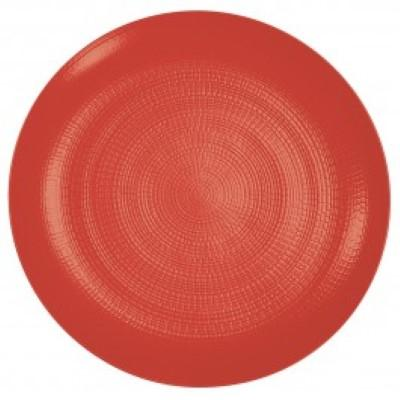 Degrenne Dinnerware Collection - Modulo Nature Red (Tomette)
