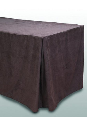 Bengaline Moire Linen Fitted Tablecloth