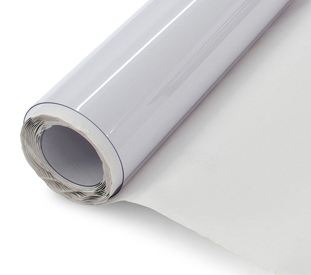Heavy Duty Clear Vinyl Tablecloth Rolls