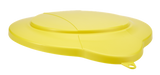 yellow pail lid