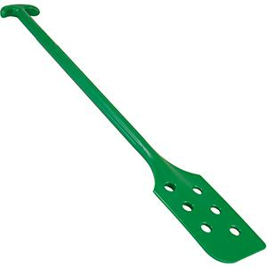 "Remco 40"" One-Piece Hygiene Mixing Paddle/Scraper w/ Holes in 5 Colors"