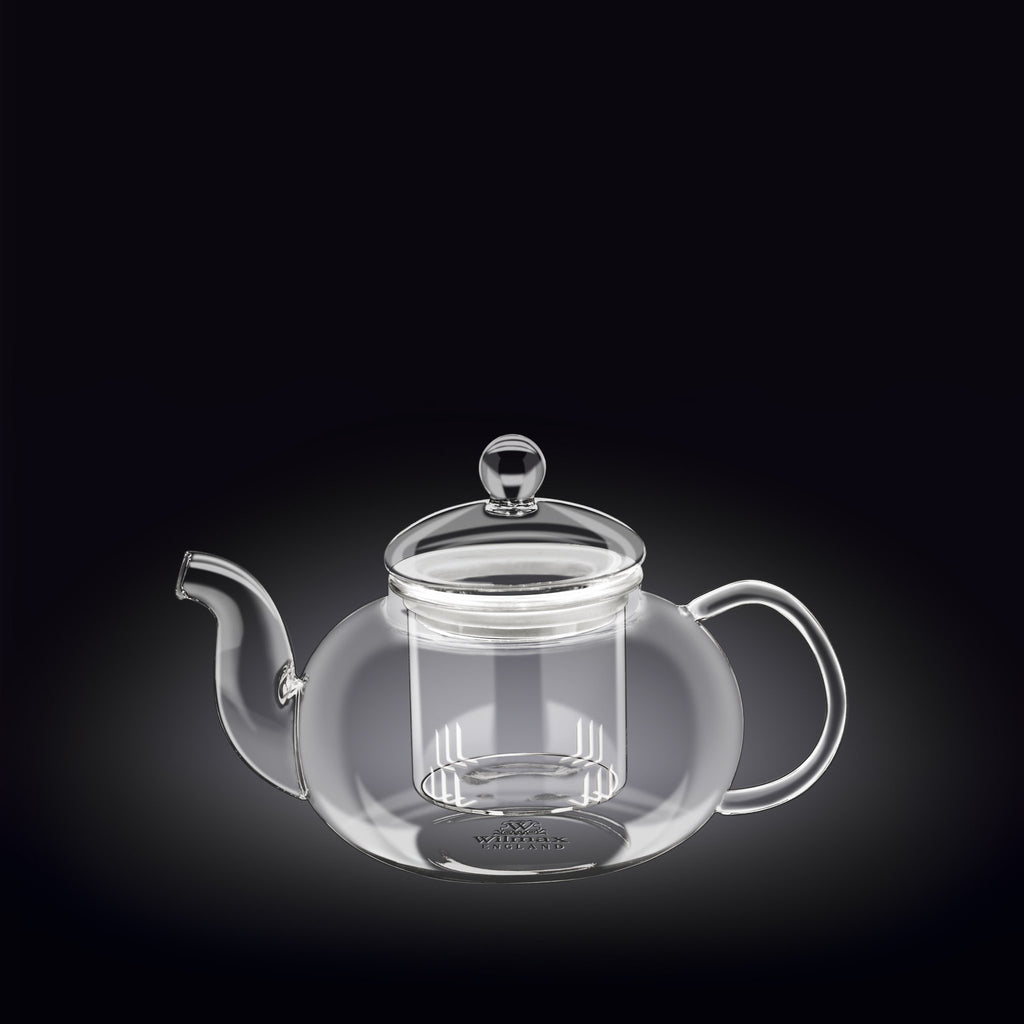 Thermo Glass Teapot Wilmax