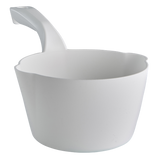 white round dipping bowl