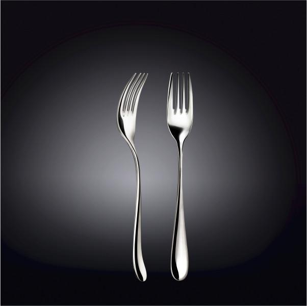 Stella Premium Stainless Steel 30-Piece Flatware Set for 6, Wilmax