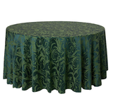 Melrose Damask LInen Tablecloth 1 Dz.