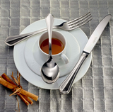 Portofino flatware by Corby Hall