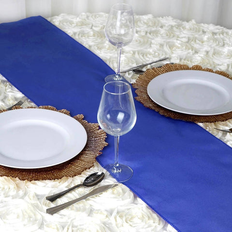 Basic Polyester Linen Table Runners 1 Dz.