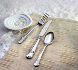 Toledo flatware by Corby Hall