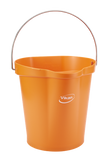 orange 3 gal vikan pail