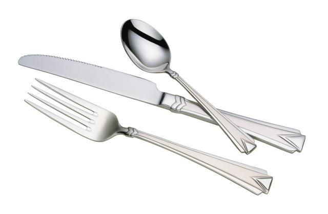 Athenian Stainless Steel Flatware Collection, Walco