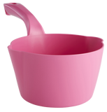 pink round dipping bowl