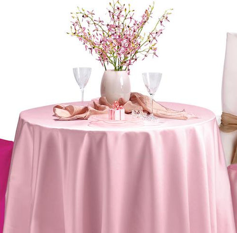 Duchess Satin Linen Tablecloth 1 Dz.