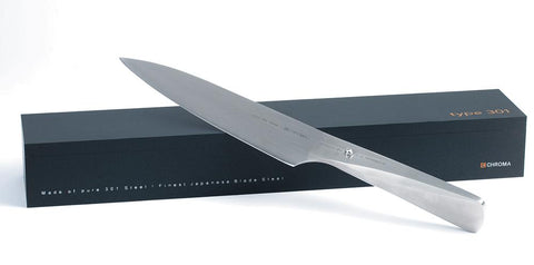 Chroma Type 301 Japanese Stainless Steel Chef's Knife