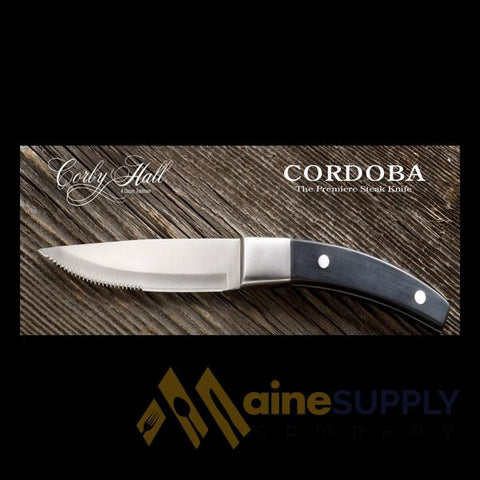 "Cordoba 10"" Steak Knife, Pack of 12"