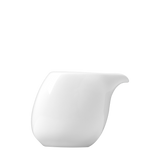 Saturno Bright White Porcelain Jug 120ml - 5oz