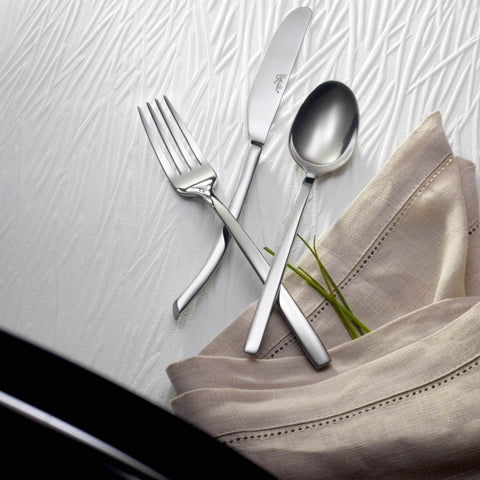 Aspen Premium Stainless Steel Flatware Collection, Corby Hall