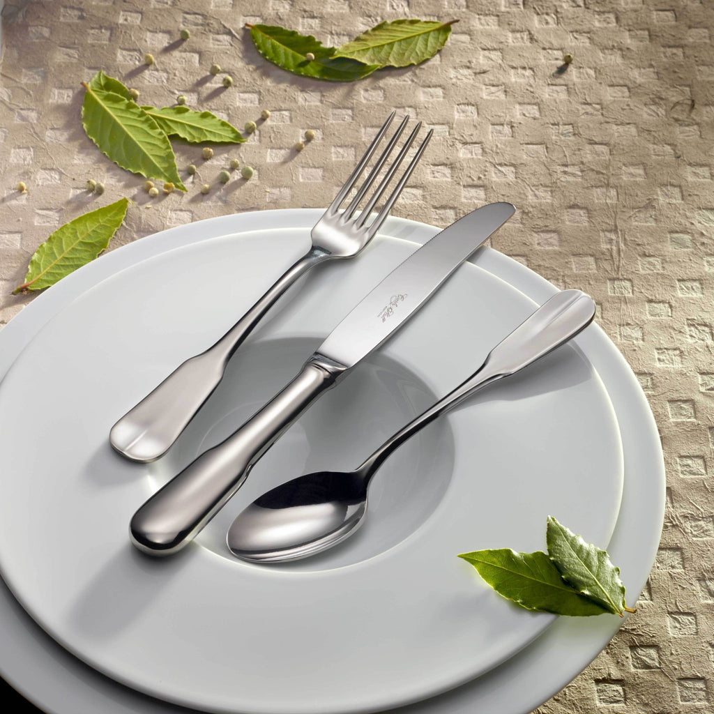 Orly Stainless Steel Flatware Collection, Corby Hall