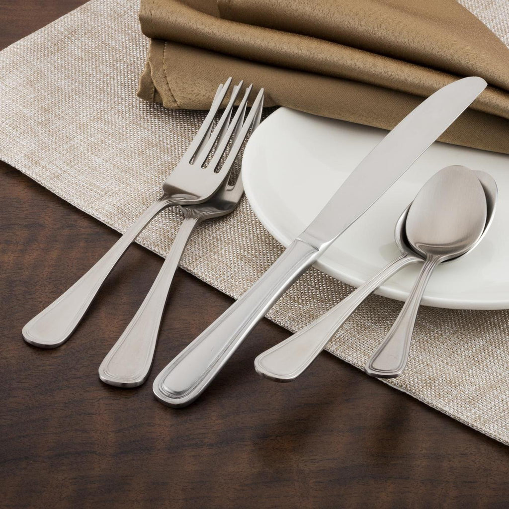 Napa Satin Finish Flatware, Walco