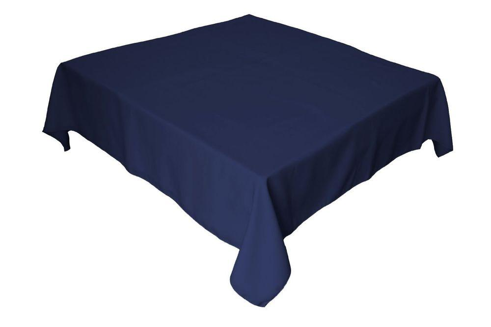 Poly Poplin Line Tablecloth 1 Dz.