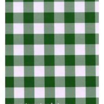 Heavy Duty Chess Check Print Vinyl Tablecloth Roll with Non-Woven Back