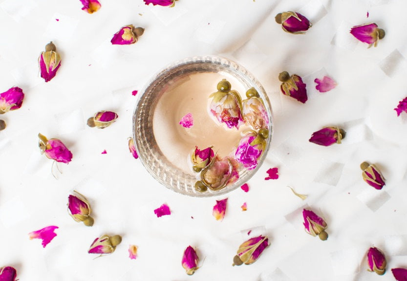 Rosebud Tea: How to & Benefits