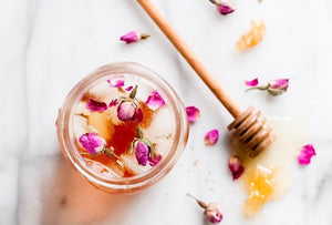 Ceylon Rose + Honey Iced Tea Recipe