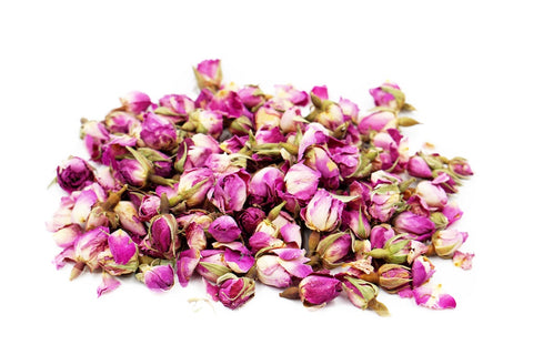 Organic edible Rose Buds - Rose Dose