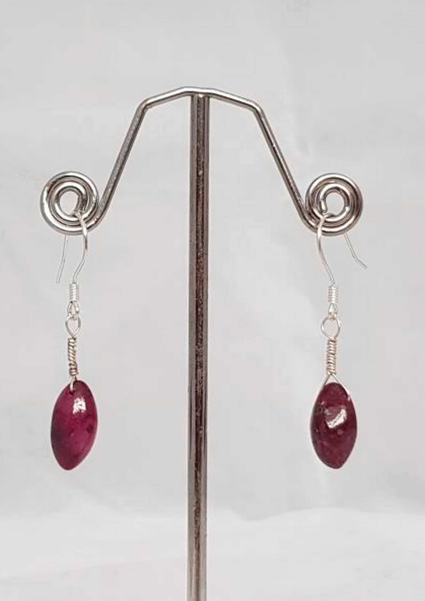 Rubies galore Earrings