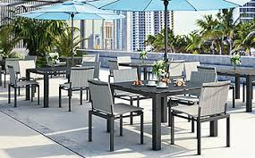 Outdoor Furniture for Restaurants