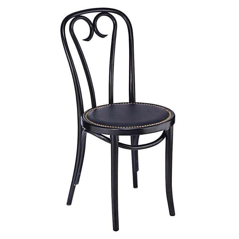 Curlicue Bentwood Side Chair