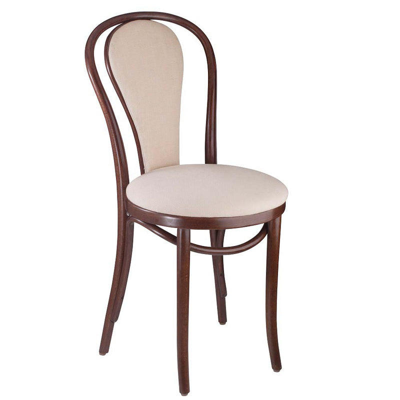 Hairpin Bentwood Side Chair