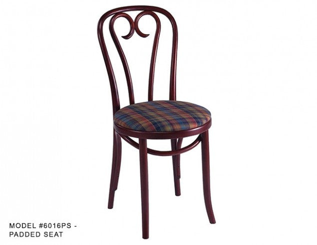 Cane Back Bentwood Chair, MD6016