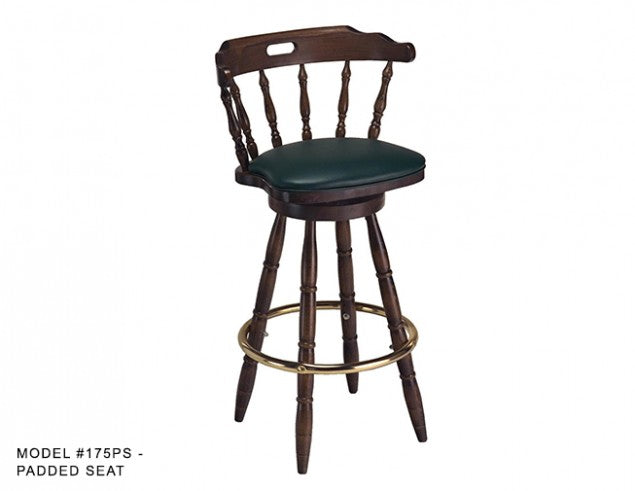 Colonial Mates Spindle Barstool, MD175