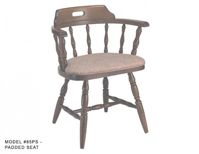 Colonial Captains Spindle Back Chair, MD85