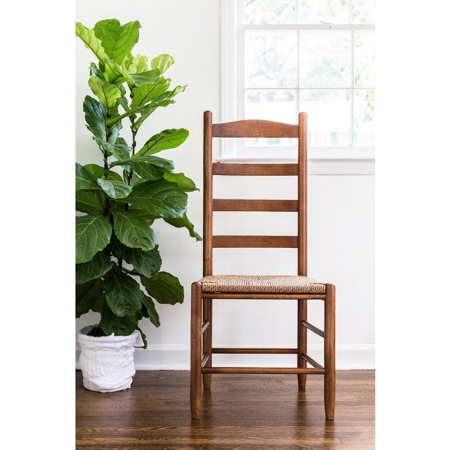 Morrisette Chair with Woven Seat