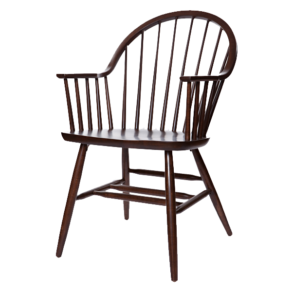 Early Colonial Style Windsor Arm Chair OD214