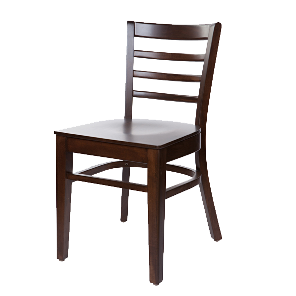 Classic Style Cafe Side Chair OD242 - 2 Seating option
