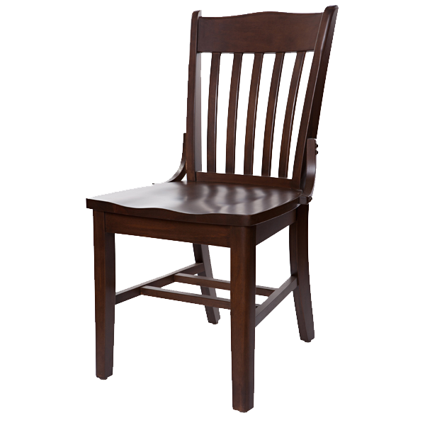 Classic Style Schoolhouse Side Chair OD252