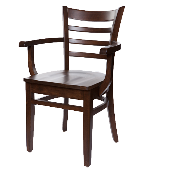 Classic Style Bistro Arm Chair OD294