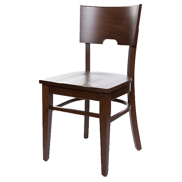 Contemporary Style Craddock Wood Chair OD332