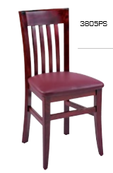 Napa Beechwood Chair with Slat Back