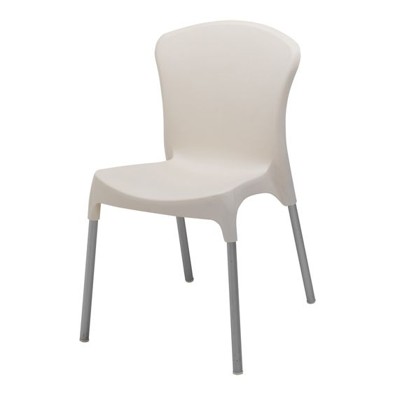 Lola Outdoor Stacking Sidechair