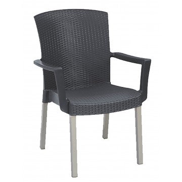 Havana Classic Wicker Design Armchair