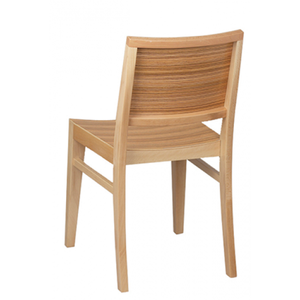 Madison chair natural finish