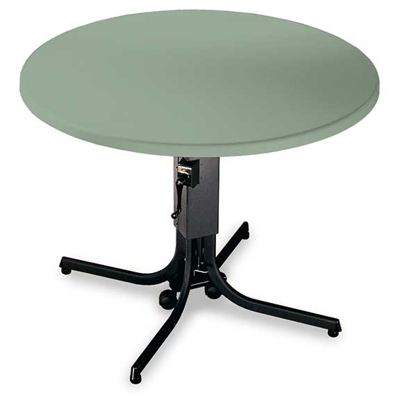 500 Series Composite Round Table Tops