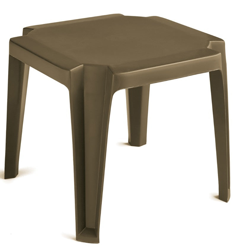 "Miami 17"" x 17"" Low Table"