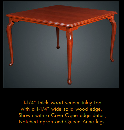 760MRFD Series Multi-Purpose Maple Wood Veneer Table