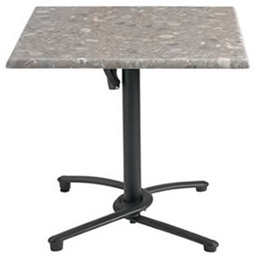 GROTT200RFD Aluminum Tilt Top Base 200