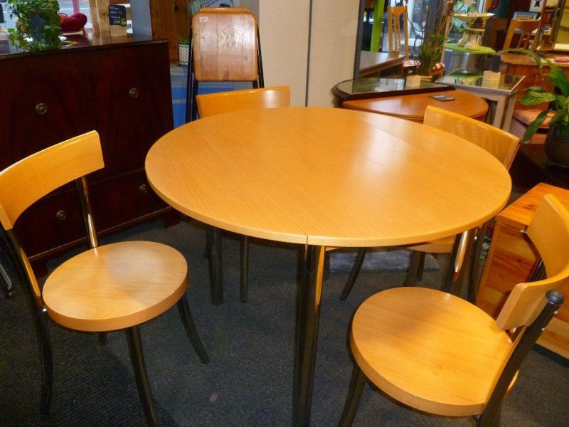 Versatile Restaurant Quality Drop Leaf Laminated Table Top